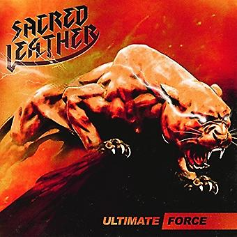 Sacred Leather - Ultimate Force [CD] USA import