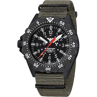 KHS - Men's Watch - Shooter MKII Automatic Nato Band - KHS. SH2AHC. NSGO
