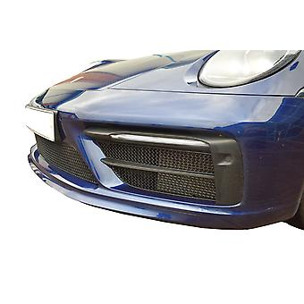 Porsche 992 Carrera (Sport Design Package) - Front Grille Set (2018 -)