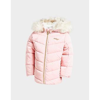 New McKenzie Girls' Micro Sophie Padded Jacket Pink