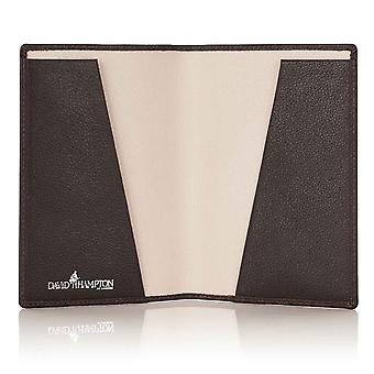 אספרסו מלוורן מחזיק דרכון עור