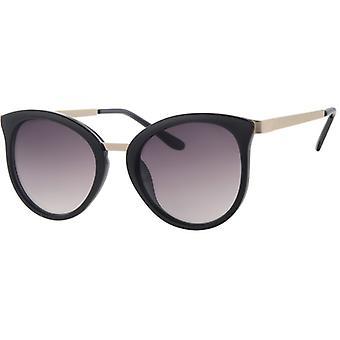 Sunglasses Women's Femme Kat. 3 black/silver (L6565)