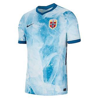 2020-2021 Norvège Away Nike Maillot de football