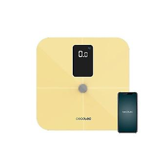 Cyfrowa łazienka Balance Cecotec Surface Precision 10400 Smart Healthy Vision Yellow