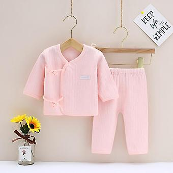 Newborn Baby Clothes Four Seasons Underwear Pure Cotton Sleep Suit And