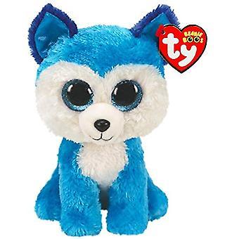 TY Beanie Buddy Prince the Husky - Médio 24 cm