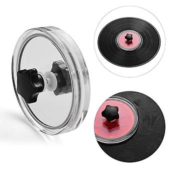 Electric Music Vinyl Record Cleaning Clamp