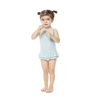 Bonverano Baby Girls UPF 50+ Sun Protection Swimdress