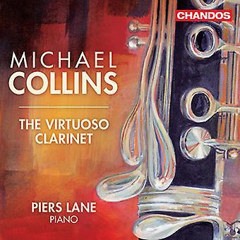 Weber/Rachmaninov/Verdi/Bizet - virtuoos klarinet, Vol. 2 [CD] USA import