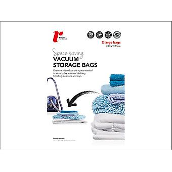 Russel Vacuum Bags 90 x 55cm x 2 SB8337B/SB5337