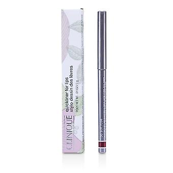 Clinique Quickliner For Lips - 36 Soft Rose 0.3g/0.01oz
