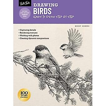 Drawing: Birds: Learn to draw step by step (How to� Draw & Paint)