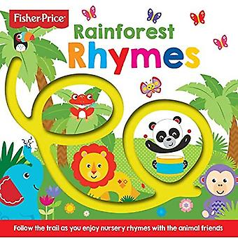 Fisher-Price Rainforest Rhymes [Board book]