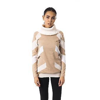 Bege Byblos Women's Pullover