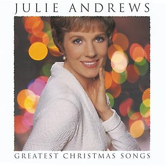 Julie Andrews - Greatest Christmas Songs [CD] USA import