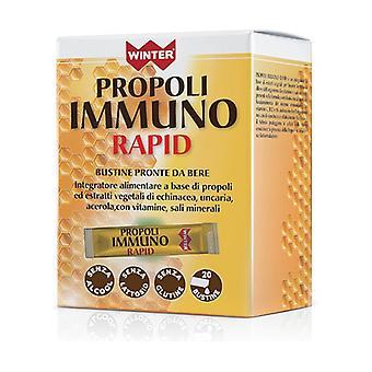 PROPOLI IMMUNO RAPID 20 packets of 10ml