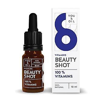 Rauhoittavat kasvojen vitamiinit Ei mitään