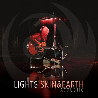 Skin&Earth Acoustic [CD] USA import