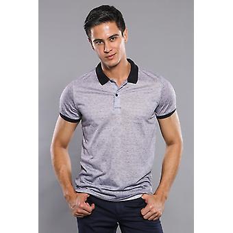 Grå män's blommig t-shirt | wessi
