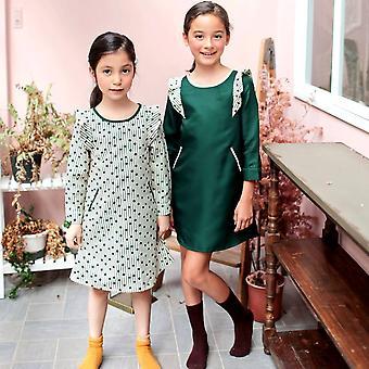 Magické zelené fazole šaty