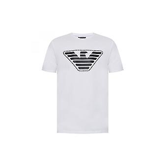 Emporio Armani T Shirt 3h1t92 1j0az