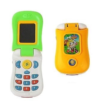 Electronic Musical Phone Toy Above 12 Months