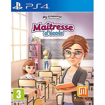 My Universe School Teacher PS4 Game