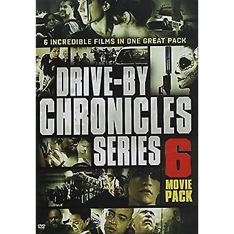 Drive-by Chronicles Series [DVD] USA import