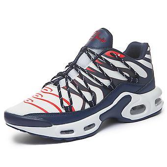 Moda masculina Aire Zapatillas de running 8910 Bluewhite