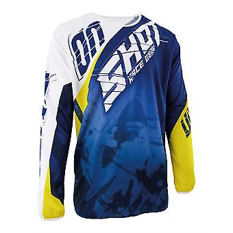 Shot Devo Squad Yellow Adults MX Jersey