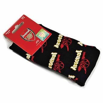 Arsenal FC Unisex Adult All-Over Print Socks