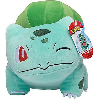 Cuddle Bulbasaur Junior 20 Cm Peluche Bleu / Vert