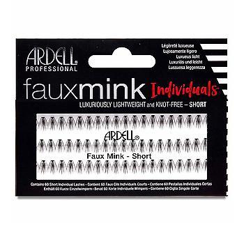 Ardell Professional Ardell Faux Mink Yksittäiset ripset - Lyhyt