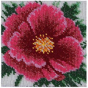VDV Bead Embroidery Kit - Chinese Rose