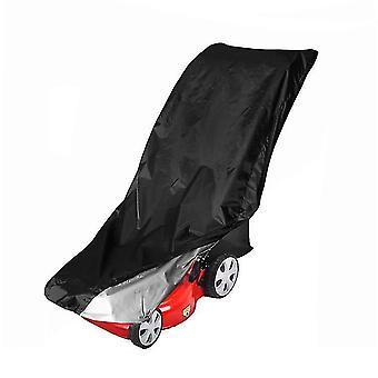防水芝刈り機カバー、ドローストリングとカバー収納バッグ付き
