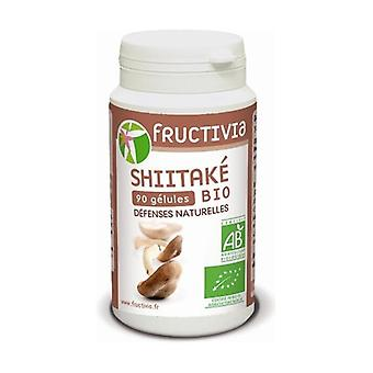 Shiitake 90 softgels