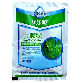 Trace Element Amino Acid Foliar Fertilizer, Water Soluble Release Organic