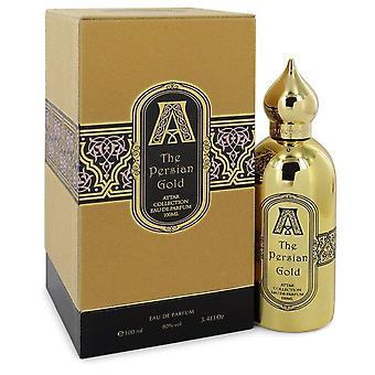 The Persian Gold Eau De Parfum Spray (Unisex) By Attar Collection 3.4 oz Eau De Parfum Spray