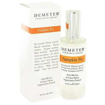 Demeter Pumpkin Pie By Demeter Cologne Spray 4 Oz (mujeres) V728-428943