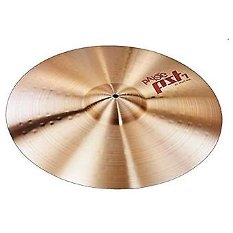 Paiste 20 inches pst 7 heavy ride cymbal