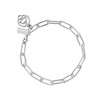 ChloBo SBLC3108 Kvinnor & apos;s Link Chain Air Armband