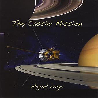 Miguel Lugo - Cassini oppdraget [DVD] USA import