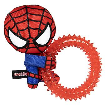 For Fan Pets Spiderman Dog Teether (Dogs , Toys & Sport , Chew Toys)