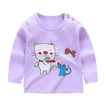 Baby Sweatshirt, Autumn Long Sleeve Tops