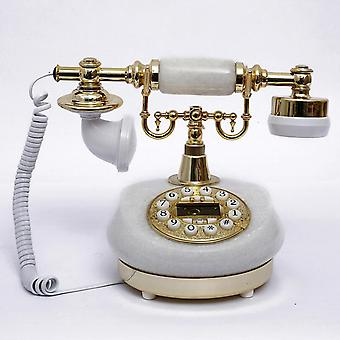 Antique Style Rotary Phone Princess French Style Old Fashioned Handset Telephone Ys-301