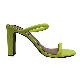 Steven by Steve Madden Women's Shoes Jersey Open Toe Casual Mule Sandals