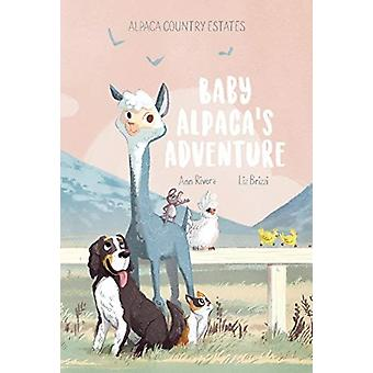 Baby Alpacas Adventure by Ann Rivera