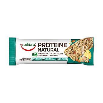Naturlig proteinbar 24 barer på 30g