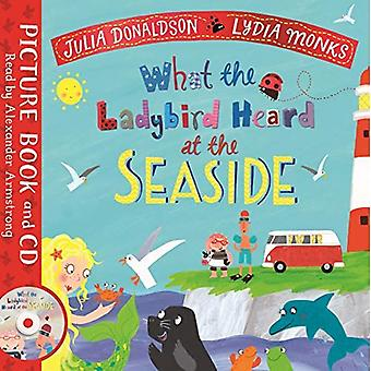 What the Ladybird Heard at� the Seaside: Book and CD Pack