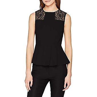 Morgan 191-dmust.n T-Shirt, Black (Noir Noir), Small (Size Manufacturer: TS) Woman